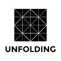 Unfolding logo